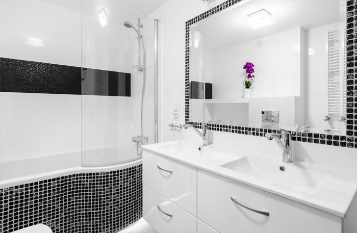 Dusch Badewanne