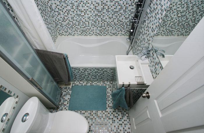Raumsparwannen - Platzsparende Badewanne