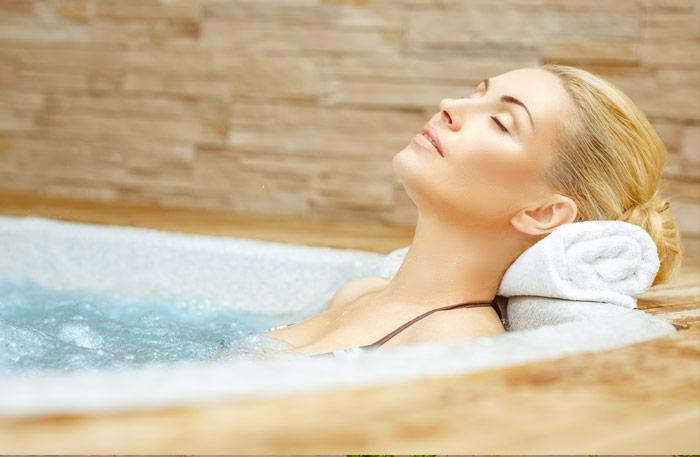 Whirlpoolmatte - Luftsprudelmatte für Badewanne